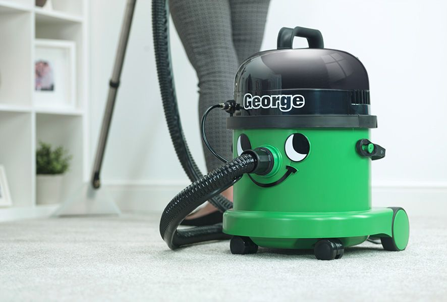 Numatic George Gve 370 Carpet Cleaner